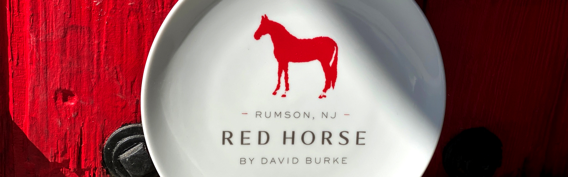 Red Horse Plate