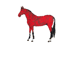 Red Horse by David Burke Logo