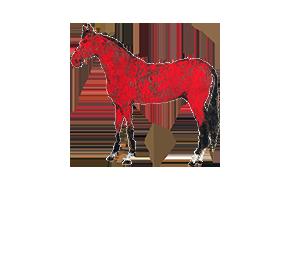 Red Horse by David Burke Logo