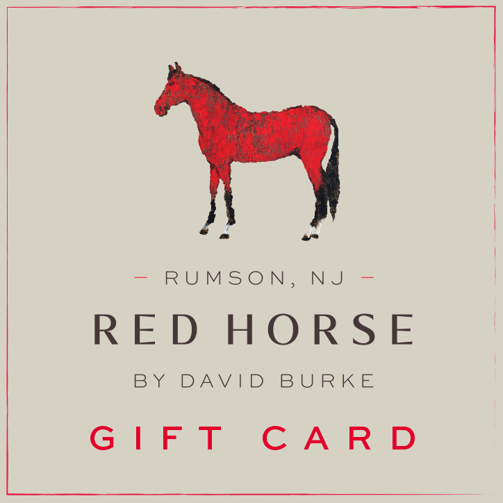 Gift Card for dining at Red Horse by David Burke Rumson, NJ