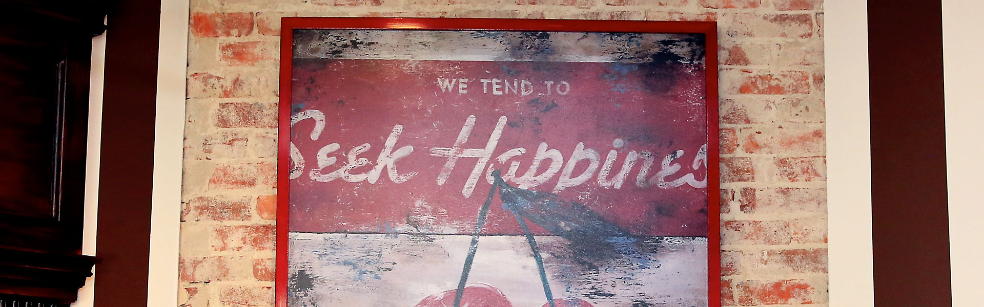 Seek Happiness Painting