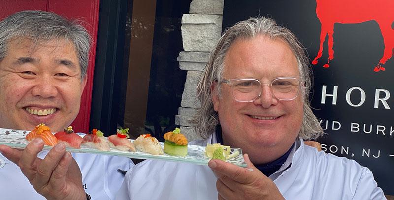 Omakase by Chef David Burke